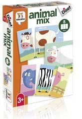 Animal Mix Diset 68948