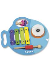 Glupi Musical 3 in 1 Diset 53143