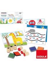 Stempel Aktivitäten Goula 53166