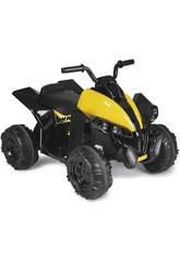 Quad Batterie Wagon 12v. Célèbre 800011240