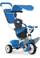 Tricycle 3 en 1 Bleu Baby Balade 2 Smoby 7411012