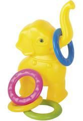 Gioco Anelli Elefante Cerchi per fare canestro