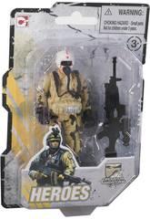 Figurines Héros Opération Sandstorm 9 cm