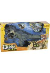 Dino Valley T-Rex Interactivo con Luces y Sonidos