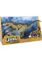 Dino Valley Dinossauro com Luzes e Sons