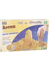 Arena Mágica 396 gr. con Accesorios Golden Magic
