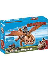 Playmobil Barrilete e Patapez 9460