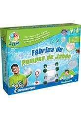 Seifenblasen-Fabrik