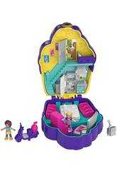 Polly Pocket Cofre Cupcake Surpresa Mattel FRY36