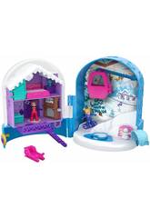 Polly Pocket Schatulle Schneepass Mattel FRY37