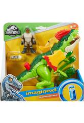 Jurassic World Imaginext Figurines et Dinosaures Mattel FMX88