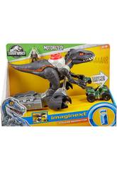 Jurassic World Imaginext Indoraptor Mattel FMX86