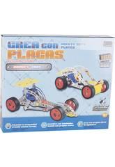 Baufahrzeuge Metall 160 Teile