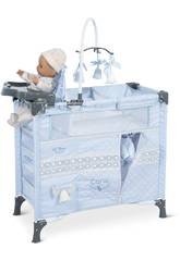 Box con Fasciatoio e Armadio Pieghevole Carol de Cuevas 53022