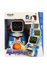Radiocomando Robot Calciatore Kickabot World Brands 88548