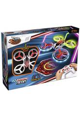 Radiocomando Neon Racing Drone World Brands XT280745