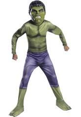 Déguisement Enfant Hulk Ragnarok Classic Taille L Rubies 640152-L