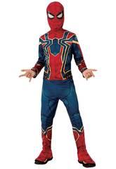 Costume Bimbo Infinity War Iron Spider Classic M Rubies 641052-M