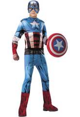 Kostüm Junge Captain America Classic Größe L Rubies 620019-L