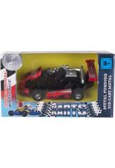Metal Racer 26 Go-Kart von 9 cm.