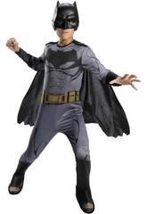 Disfraz Niño Batman Liga De La Justicia Talla S Rubies 64099-S