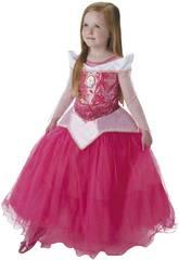 Costume Bimba La Bella Addormentata nel Bosco Premium M Rubies 620481-M