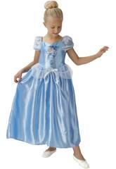 Déguisement Enfant fille Cendrion Fairytale Classic Taille L Rubies 620640-L