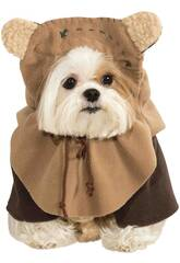 Déguisement Mascotte Star Wars Ewok Taille S Rubies 887854-S