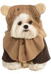 Disfraz Mascota Star Wars Ewok Talla XL Rubies 887854-XL