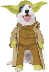 Dèguisement Mascotte Star Wars Yoda Deluxe Taille S Rubies 887893-S