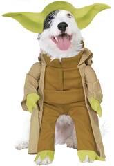 Kostüm Haustier Star Wars Yoda Deluxe Größe XL Rubies 887893-XL