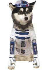 Kostüm Haustier Star Wars R2-D2 Größe L Rubies 888249-L