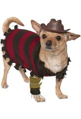 Deguesiment Mascote Freddy Krueger Taille L Rubies 580052-L