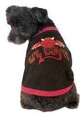 Dèguisement pour mascotte Little Devil Taille L Rubies 610542-L