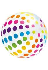Ballon Gonflable Géant de 183 cm. Intex 58097