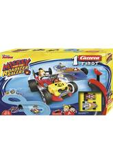 Mickey Roadster Racers Circuito Rennstrecke First