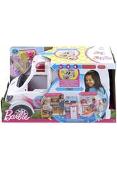 Barbie Ambulance Hospital 2 en 1 Mattel FRM19