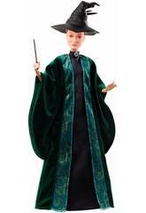 Harry Potter Minerva McGonagall Puppe Mattel FYM55