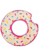 Bouée Gonflable Donut de 107 cm. Intex 56265
