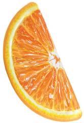 Esteira inflável laranja 178x85 cm. Intex 58763