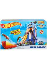 Hot Wheels Torre Garage Enorme Playset Mattel FTB68