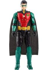 Batman Missions Grundfigur Robin 30 cm. Mattel FVM71