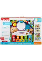 Turnhalle Fisher Price Piano Tritte Mattel FWT12