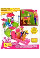 Barbie On The Go Ponyrennen Mattel FHV66