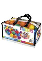 Pack 100 Palline colorate da 6,5 cm Intex 49602