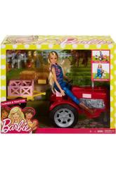 Barbie ich möchte eine Bauerin sein Mattel FRM18