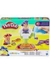 Play-Doh La Barbería Hasbro E2930