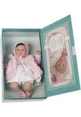 Baby Reborn Valentina 46 cm. Guca 10032