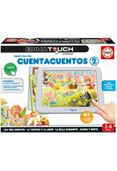 Educa Touch Junior Conta contos 2 Educa 17952