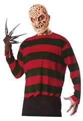 Freddy Krueger Kit pour Adulte Rubies 17059